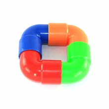New DIY educational plastic baby baby toys for kids, popular educational toy blocks for children
