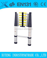 foldable aluminum ladder, Telescopic lightweight step Ladders