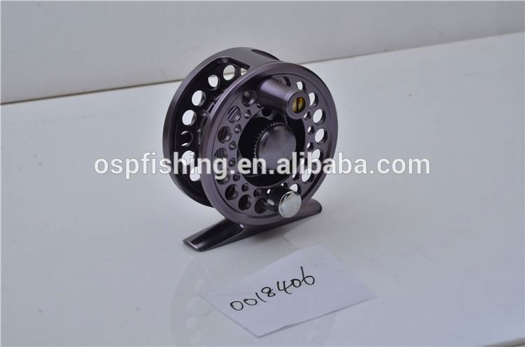 New arrival outdoor sports aluminium fly fishing reel manufacturer