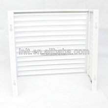 Air conditioner pipe cover for window decorative material,metal air conditioner cover