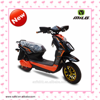 china EEC approval 60v 800w hub motor electric scooter