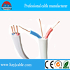 1.0mm1.5mm2.5mm4mm6mm10mm colored pvc copper conductor twin and earth cable/data cable/philippines wire