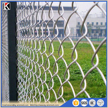 friendly high quality low price pvc coated chain link fence Cheap Chain Link Fence