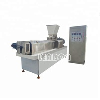 High Quality Automatic Animal Food Processing Line Dog Chick Feed Extruder for sale