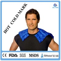 Hot Cold Body Wrap Neck Heating Pad /Gel Ice Pack for Shoulder Back Compress Pain Relief