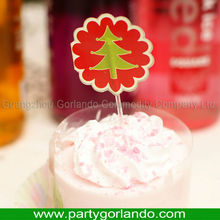 Design hot sell appetizer party picks cake