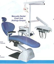Manually Operated Dental Chairs