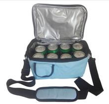 Disposable custom 4 6 8 12 16 20 igloo can beer insulated cooler tote bag