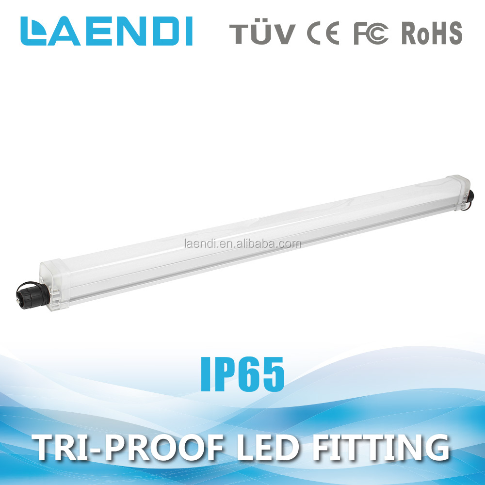 Chicken house IP66 led tri proof light 60w manufacturer with 0-10v dimming