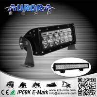 6 inch DC power led light bar off road 4x4 4wd