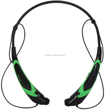HBS-760 Neckband design Bluetooth earphone Sport hand-free stereo bluetooth headset