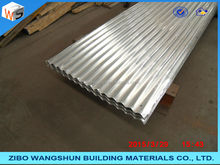 Best selling non asbestos roofing sheet, zinc corrugated roofing sheet