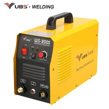 Single phase WS series portable DC inverter argon welding machine price WS-200S