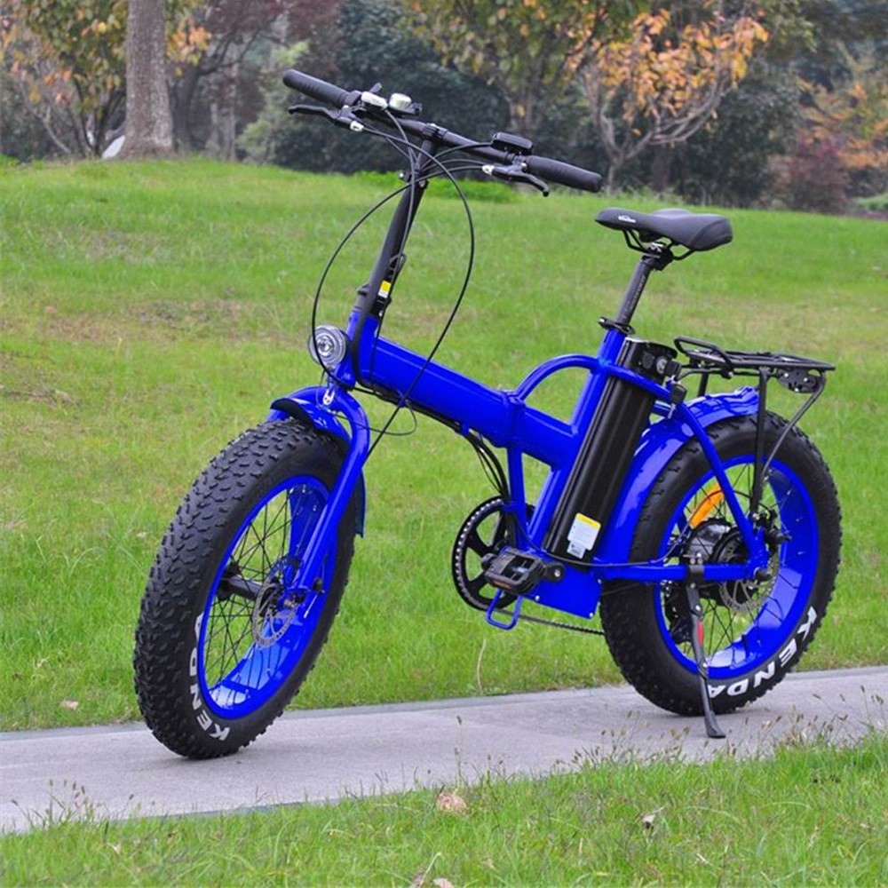 En15194 Approved 48v Fat Tire Electric Bicycle With Cheap