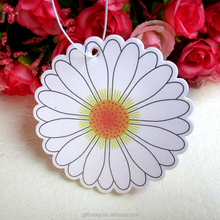 Guangzhou factory custom scents wholesale air fresheners oem logo for cars