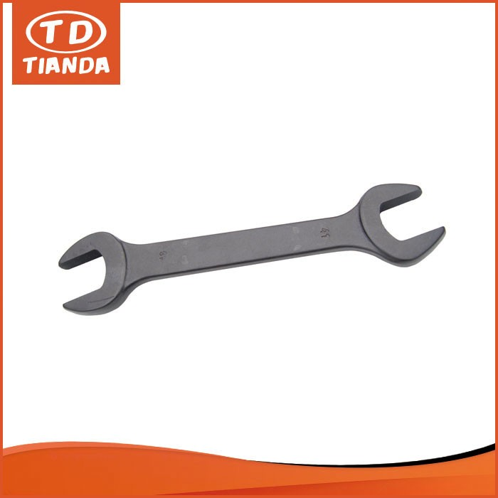 Production Assessment Manufacturer Steel Double Open Ended Spanner