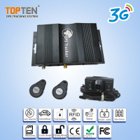 Platform GPS/GPRS/GSM VEHICLE /Car /Truck Tracking Device with Car Alarm and RFID