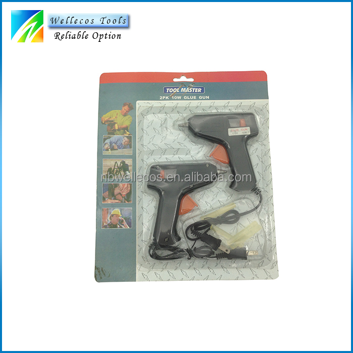 2pcs high-quality 60w glue gun ,cheap wholesale hot glue gun sticks