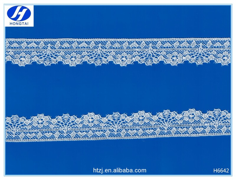 hongtai wholesale Guipure Embroidery lace trim water soluble trim flowers lace trim for garment