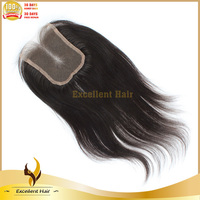 cheap middle parting virgin brazilian straight lace closure