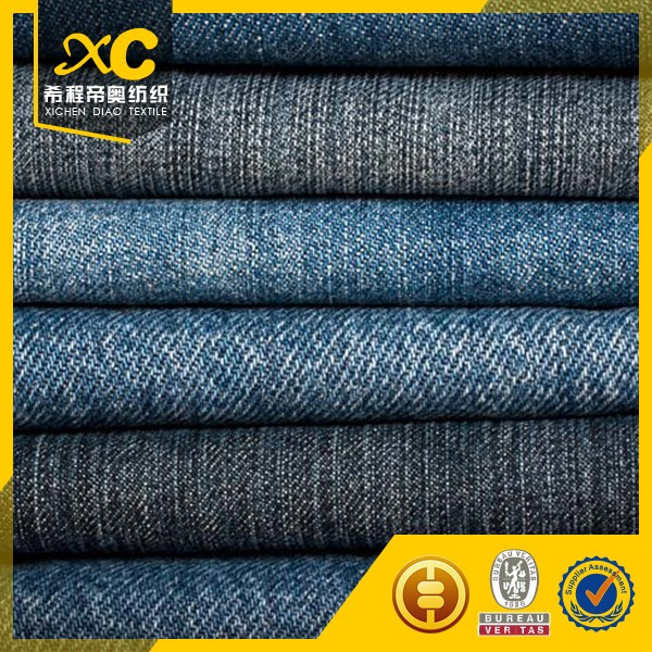 Hot selling strong hemp jeans fabric for wholesales