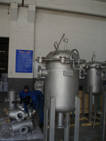 Industrial sand filter manufacturers for water treatment equipment with China prices