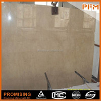 interior wall covering and flooring Natural Turkey Royal Beige Marble slabs and tiles