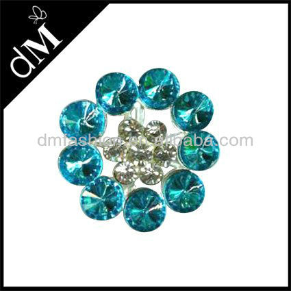 Wholesale fluorescence acrylic brooch pins for ladies BP0119