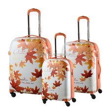 PPL05-PC specialized travel suitcase electric luggage trolley