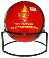 CE/ISO/ROHS/MSDS approval Dry powder fire extinguisher ball