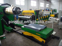 CE mark Metal (aluminum,steel) Decoiling,embossing,cutting machine line