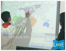 LABWE short throw projector smart board