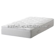 Top quality newly design dreamland pocket spring mattress pad