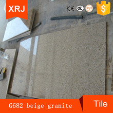 G682 yellow synthetic granite