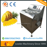 Leader strong quality pineapple filleting machine