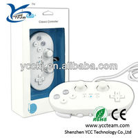high quality for nintendo wii hard wired remote control