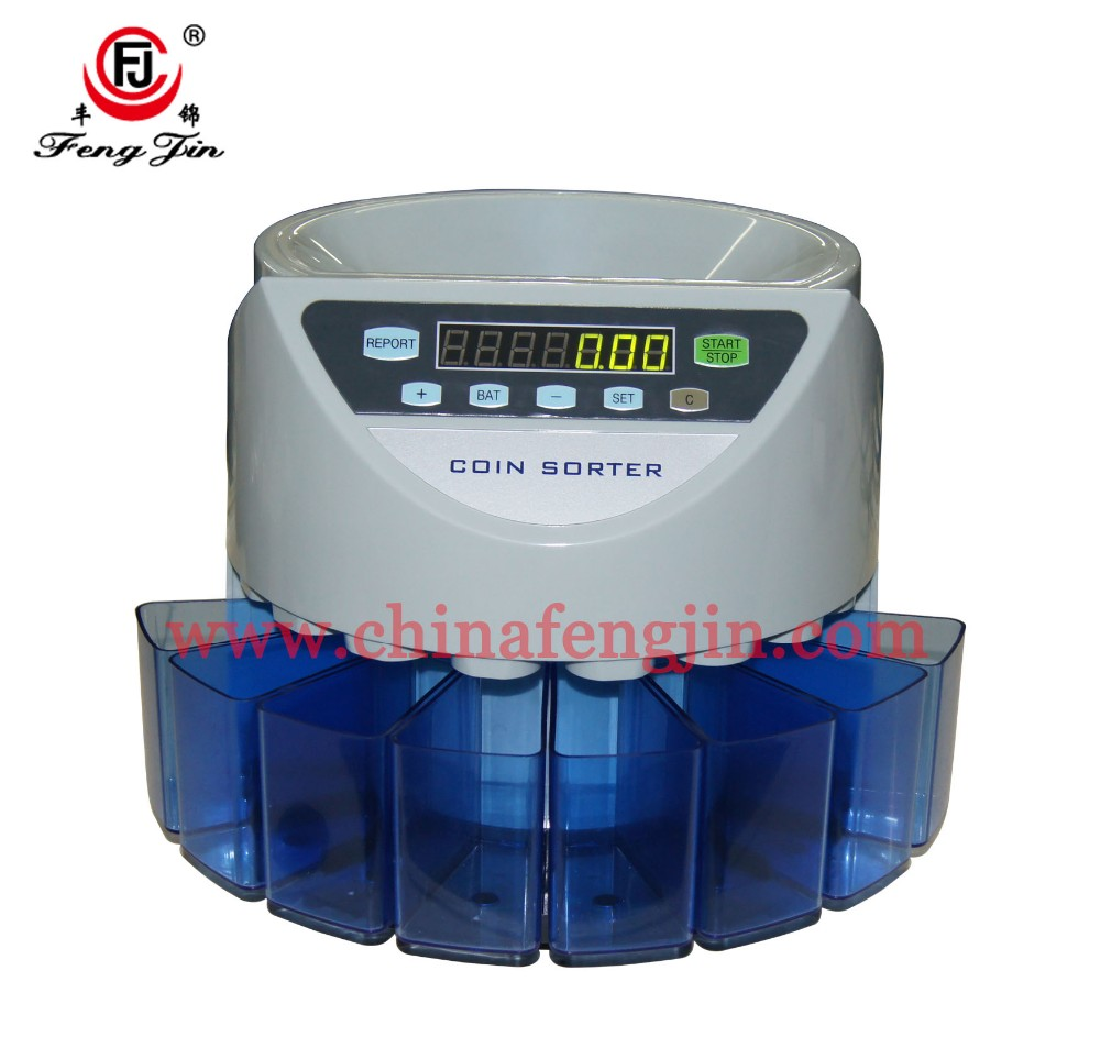 high quality coin sorting machine