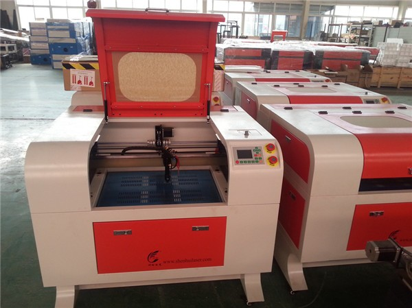 laser cutting 4060 100w machine