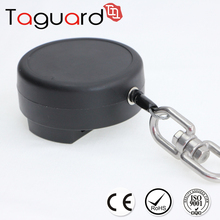 Chinese retractable tool lanyard retail security pull box