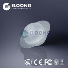 High Coverage Hollow Plastic UV Resistant Transparent Floating Ball