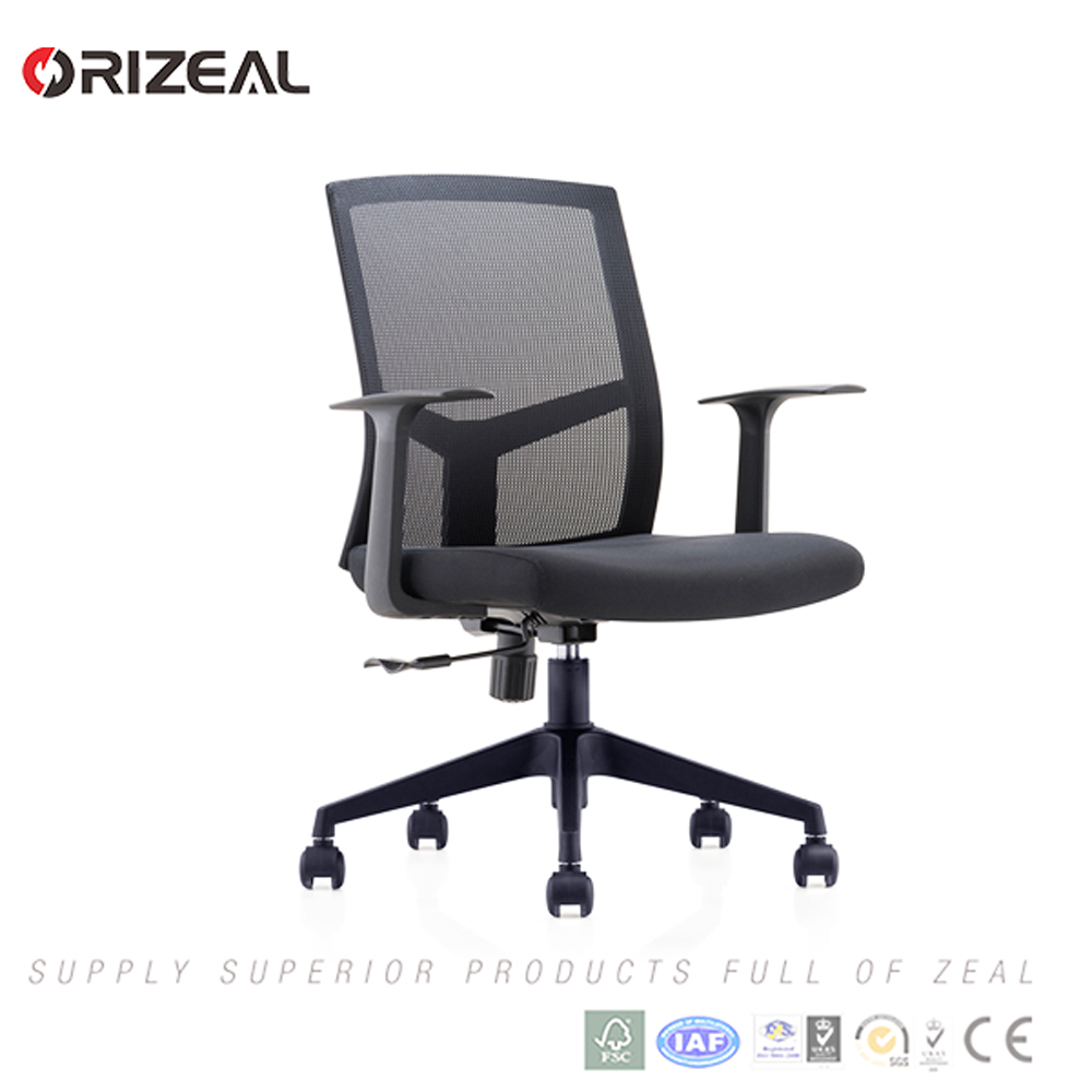 Orizeal Modern executive high back mesh office desk chair for high desk on sale(OZ-OCM027B)