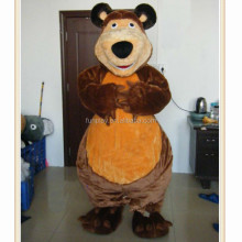 HI high quality CE/ASTM custom adult masha and the bear mascot costumes