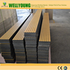 Factory price Decorative slotted sound insulation perforated acoustic panel