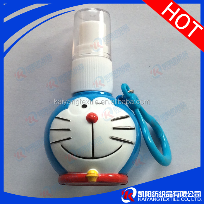 2015 fancy spray cleaner for electronics with key ring