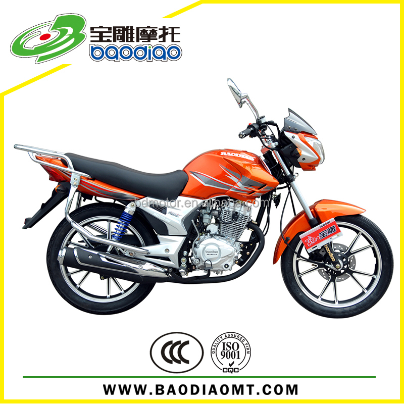 2016 New Chinese Motocycle Sale 125cc/150cc/ 200cc EPA /DOT