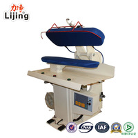 Laundry Clothes Fully Automatic Electric Steam Press Iron