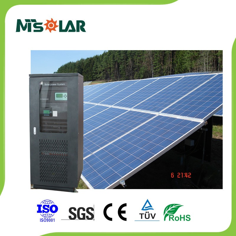 China manufacturer 20kw used solar equipment