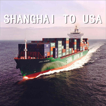 Ocean Freight from SHANGHAI CHINA to SAN FRANCISCO CA USA