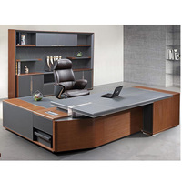 hot sale Luxury office furniture desk W68 Shunde furniture office table from lecong factory China