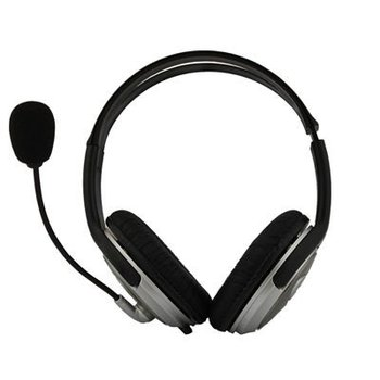 Stereo headphones with microphone with 20-16000Hz frequency response TechPoint TPE 03